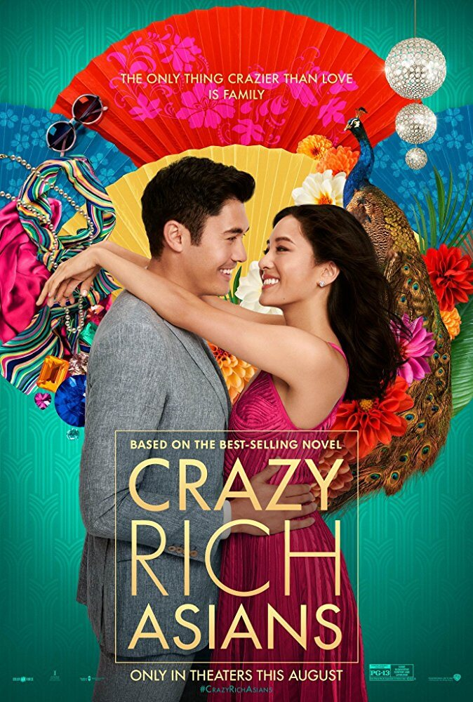 Crazy Rich Asians IMDb Poster