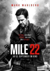 Mile 22 IMDb Movie Poster