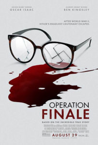 Operation Finale IMDb Movie Poster