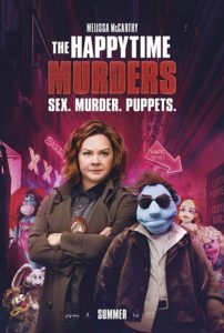 The Happytime Murders IMDb Movie Poster