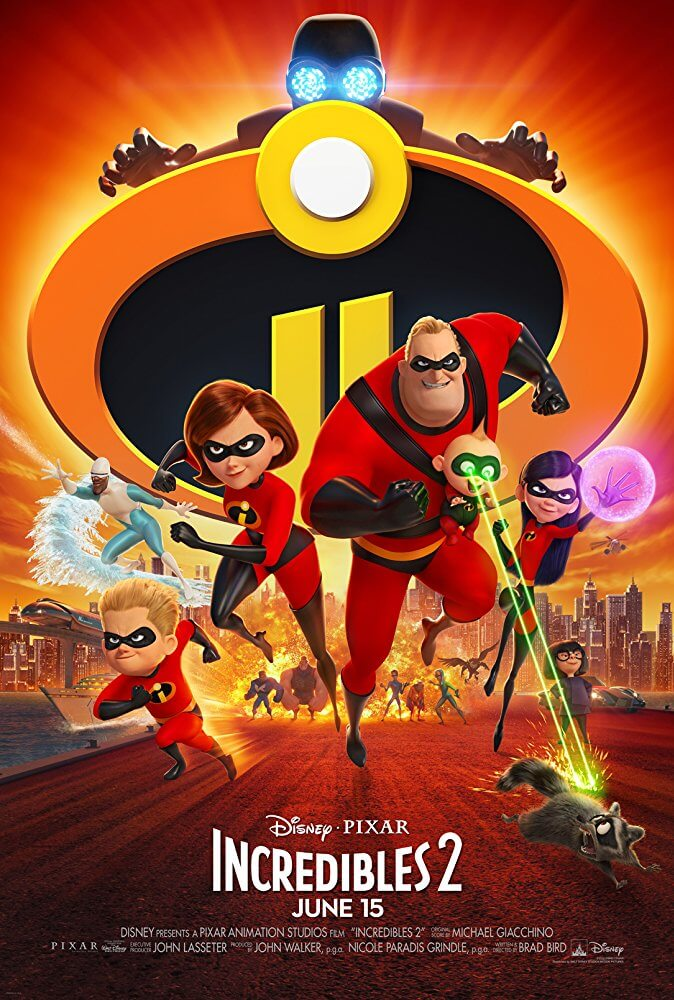 Incredibles 2 IMDb Movie Poster