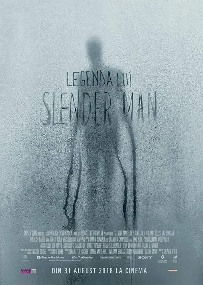 Slender Man IMDb Movie Poster