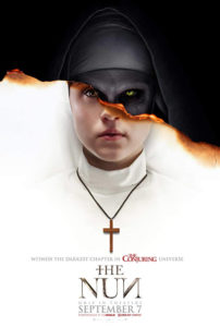 The Nun IMDb Movie Poster