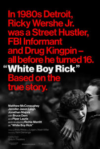 White Boy Rick IMDb Movie Poster