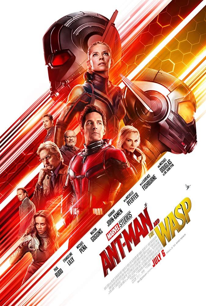 Ant-Man and the Wasp IMDb Movie Poster
