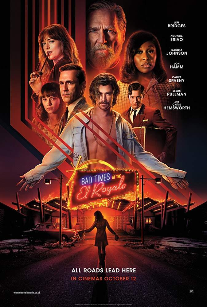 Bad Times at the El Royale IMDb Movie Poster