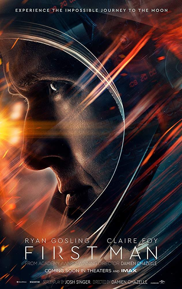 First Man IMDb Movie Poster