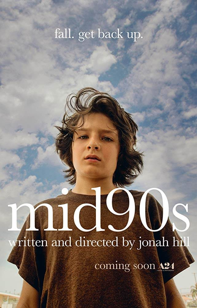 Mid90s IMDb Movie Poster