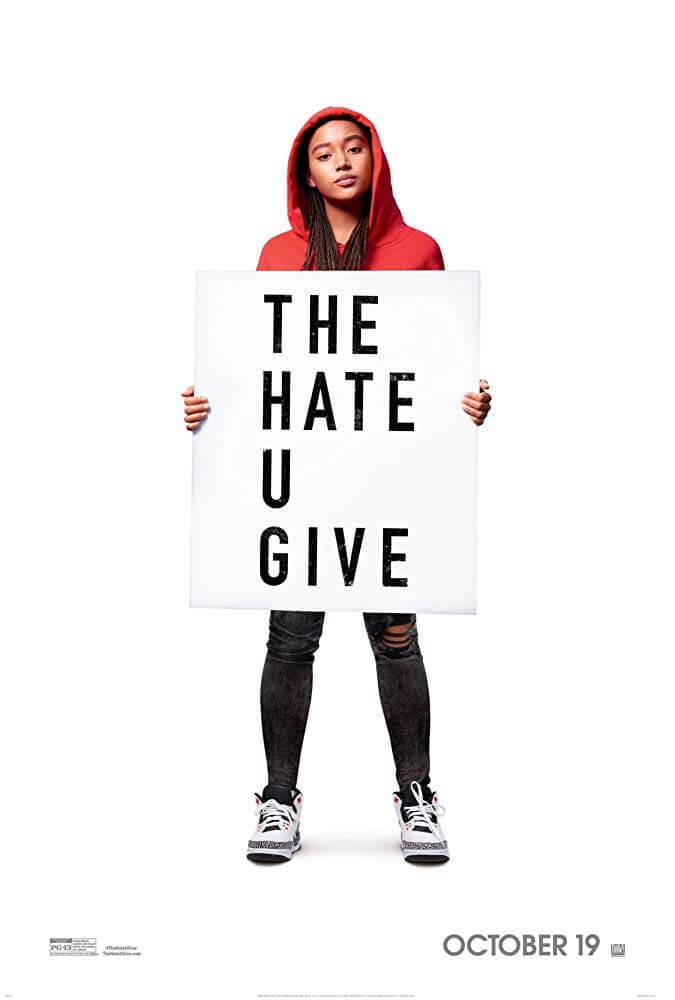 The Hate U Give IMDb Movie Poster
