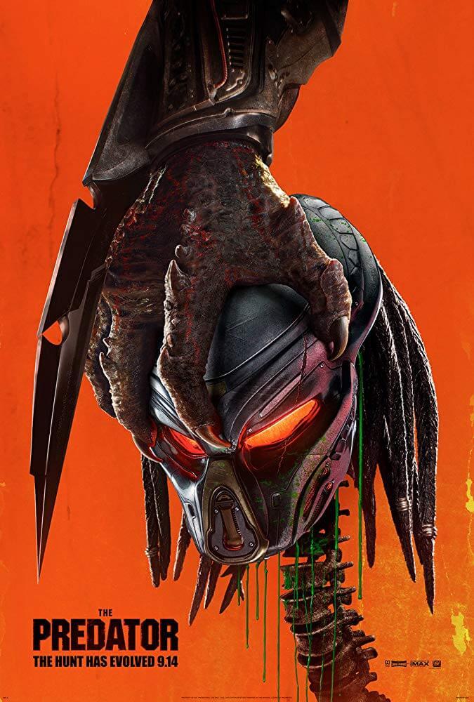 The Predator IMDb Movie Poster