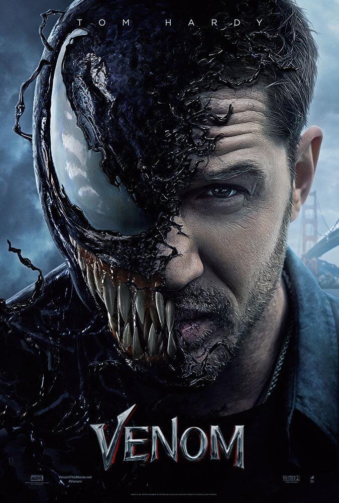 Venom IMDb Movie Poster