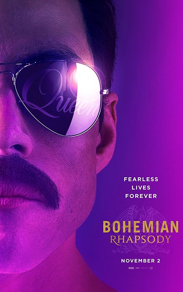 Bohemian Rhapsody IMDb Movie Poster