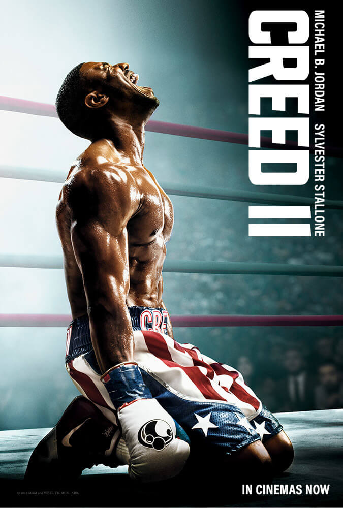 Creed II IMDb Movie Poster