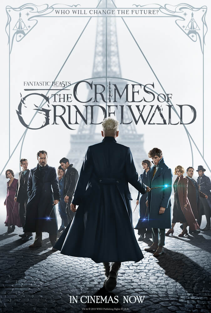 Fantastic Beast The Crimes of Grindelwald IMDb Movie Poster