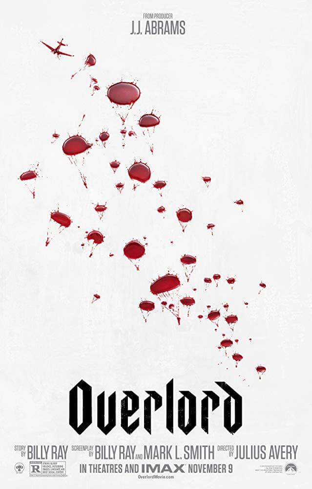 Overlord IMDb Movie Poster