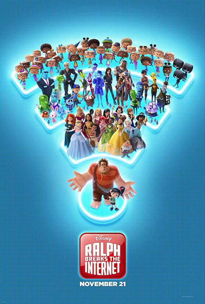 Ralph Breaks the Internet IMDb Movie Poster