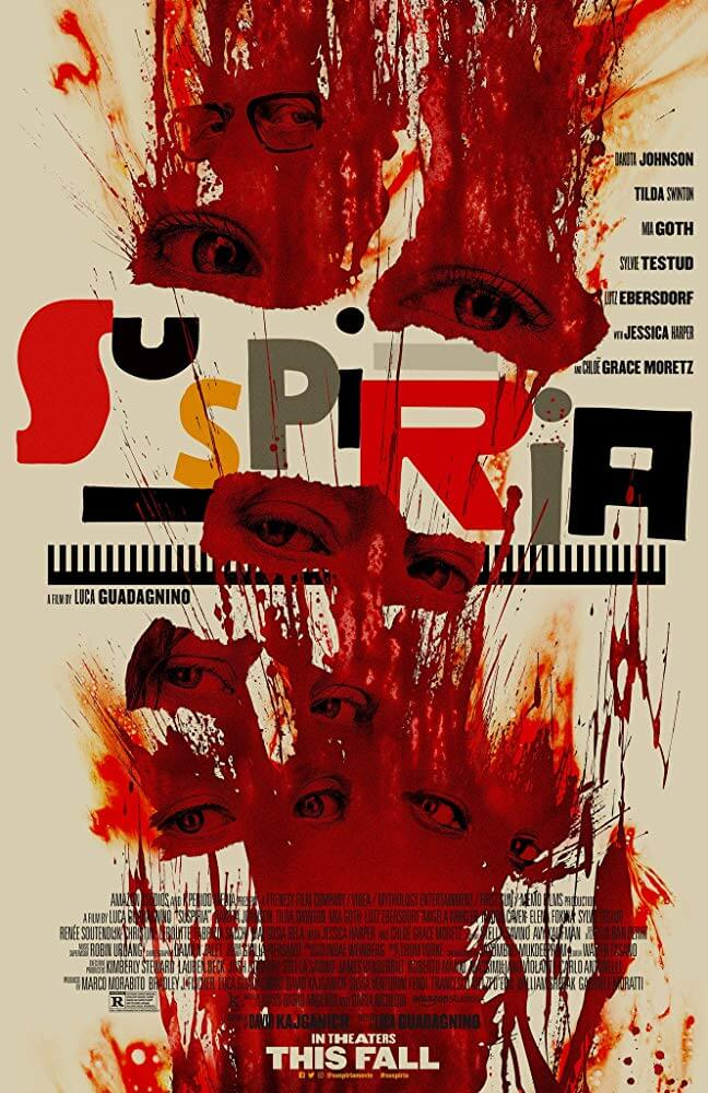 Suspiria IMDb Movie Poster