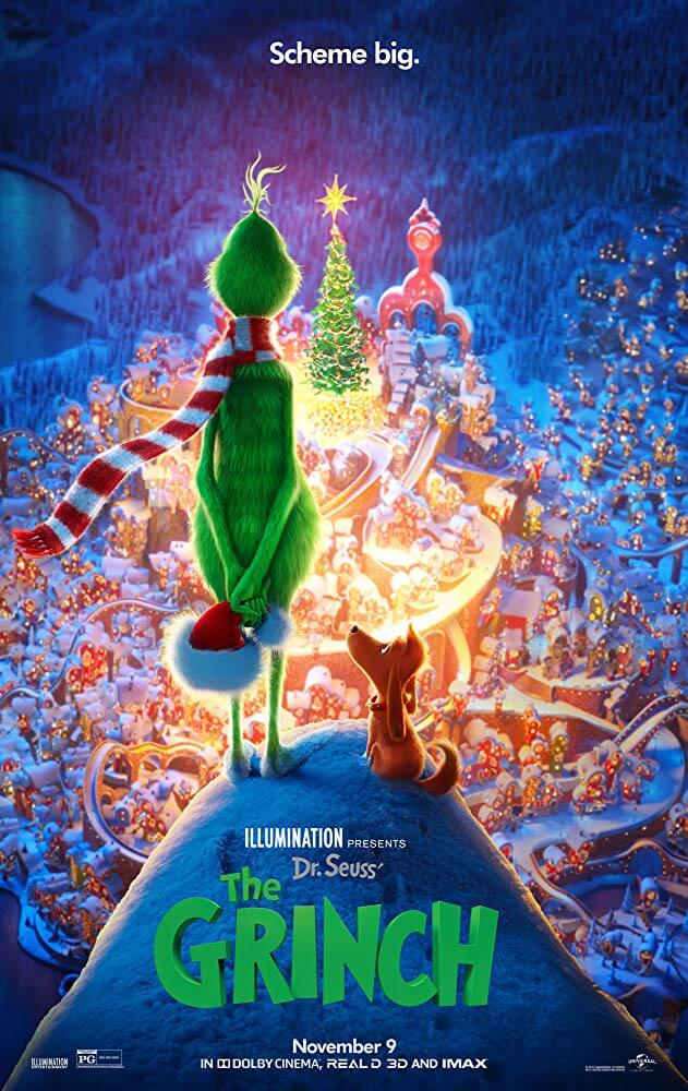 The Grinch IMDb Movie Poster