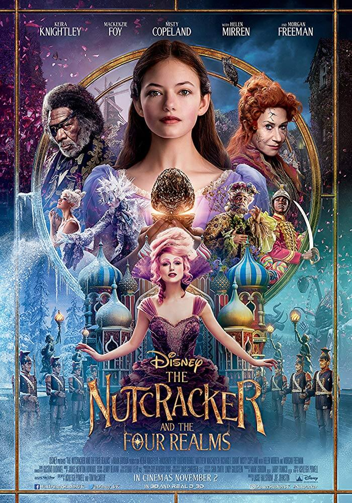 The Nutcracker and the Four Realms IMDb Movie Poster