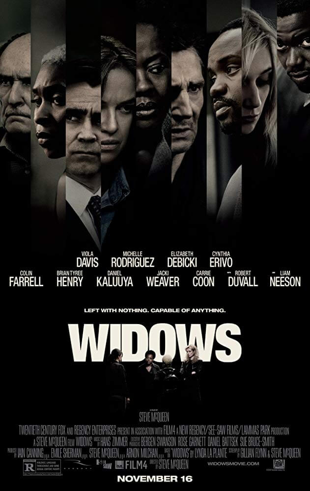 Widows IMDb Movie Poster