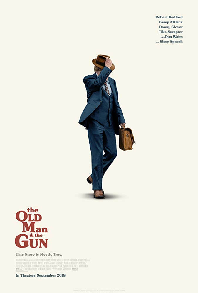the Old Man & the Gun IMDb Movie Poster