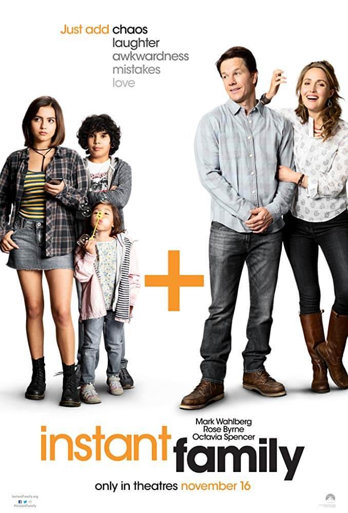Instant Family IMDb Movie Poser