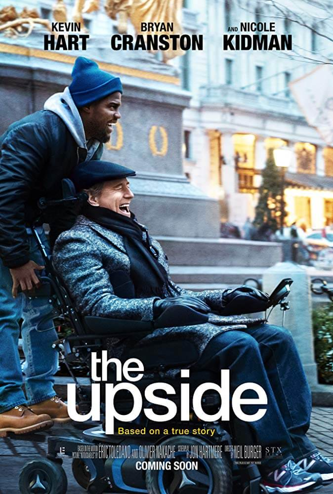 The Upside IMDb Movie Poster